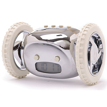 Run Away Alarm Clock