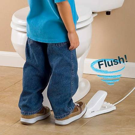 Foot Flush