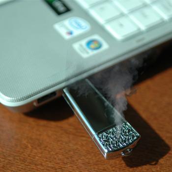 4gb USB Scent Drive