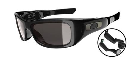 Oakley Split THUMP MP3 Sunglasses