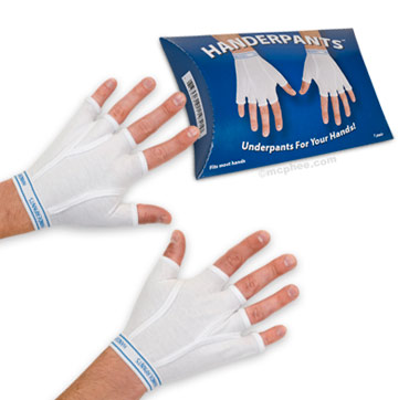 Handerpants - Underpants for your hands!