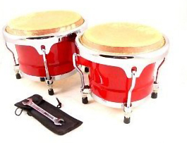 Real Red Bongo's