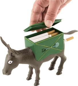 Donkey Cigarette Dispenser