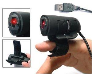 Finger Laser Mouse